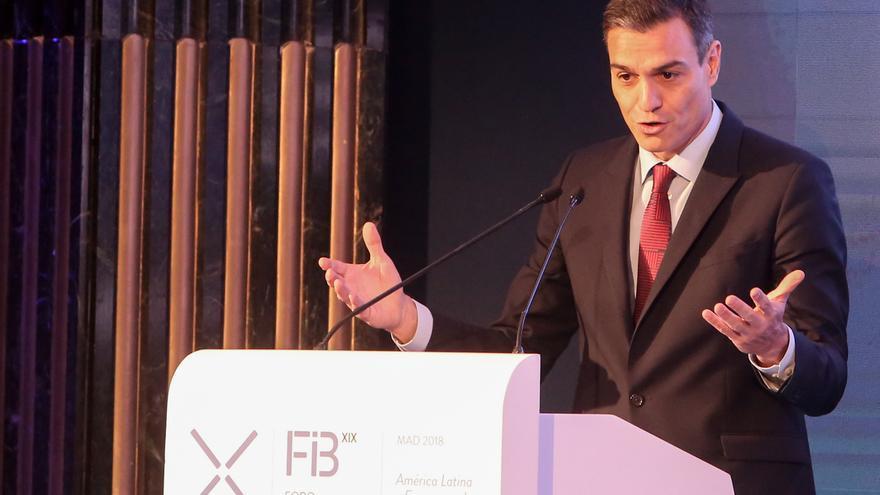 Sánchez defiende su decreto de hipotecas porque hay que redistribuir riqueza para que no crezca el populismo