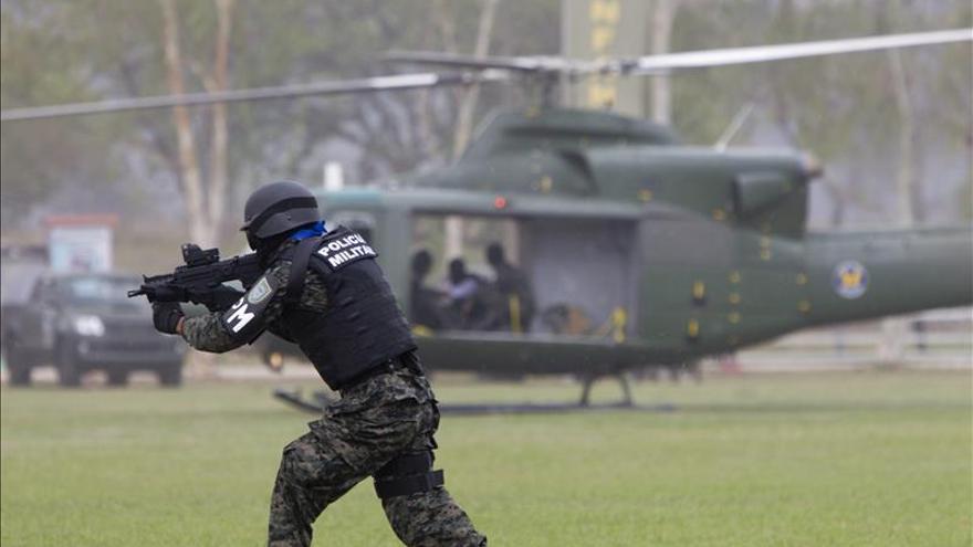 Honduras y EE.UU. harán un ejercicio cívico y militar de respuesta rápida