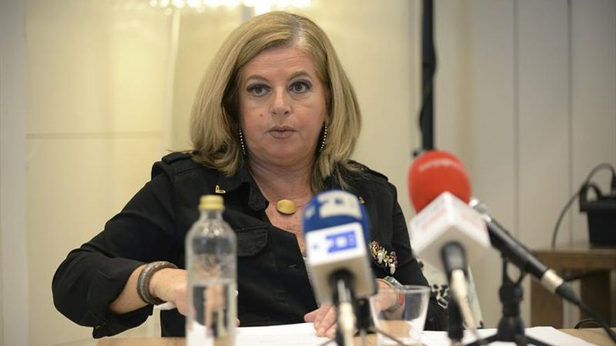Consuelo Ordóñez pide compromiso en la lucha contra la impunidad del terrorismo
