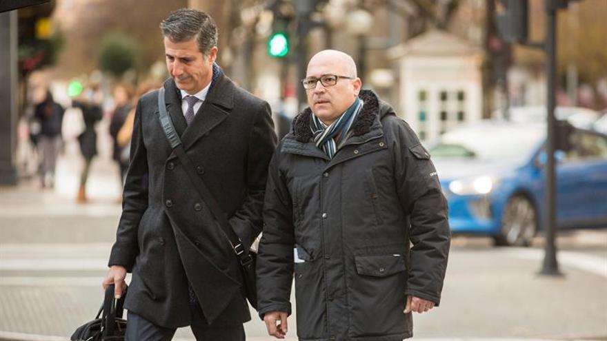 El exdirigente del PNV niega haberse enriquecido en el mayor caso de corrupción en Euskadi
