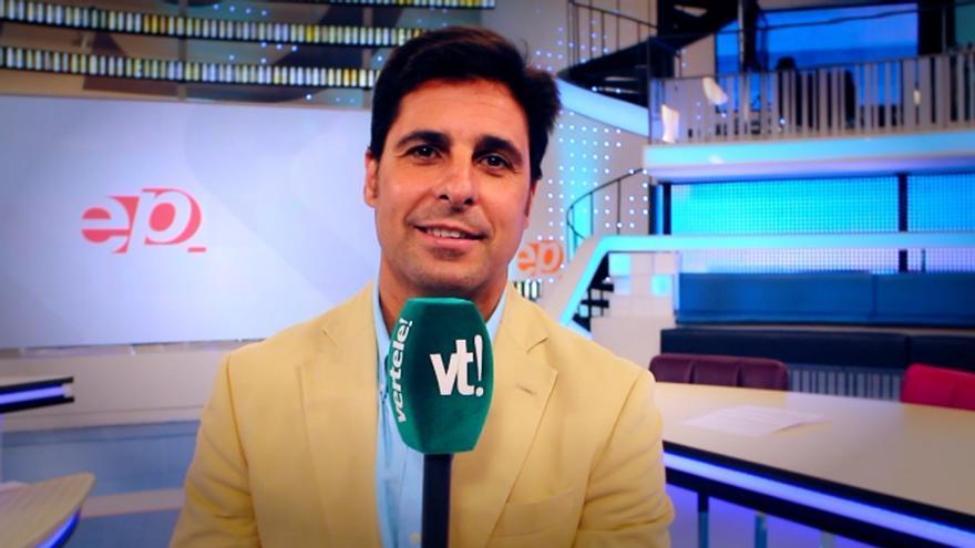 """Fran Rivera, abanderado del toro en TV:  """"Twitter es el refugio de los cobardes"""""""