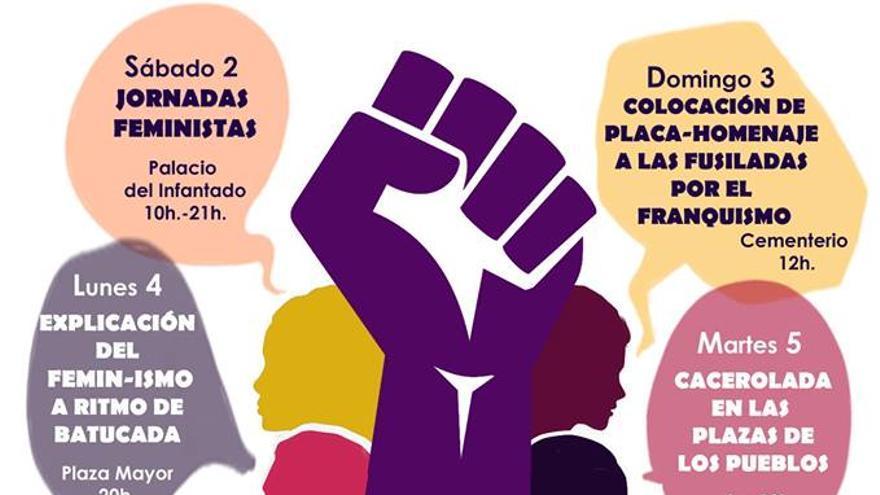 Semana Rebeldía Feminista en Guadalajara
