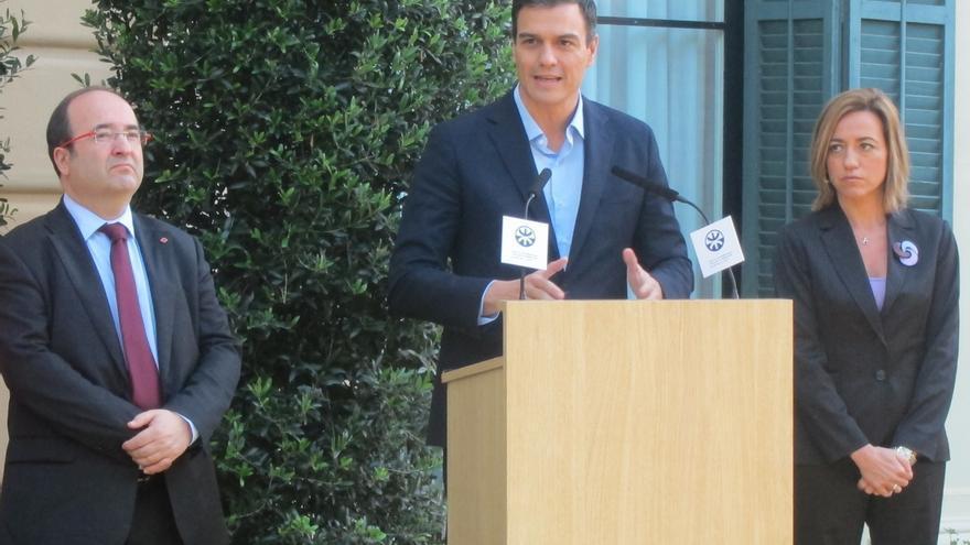 Pedro Sánchez pide derogar la reforma de la justicia universal para perseguir al Estado Islámico