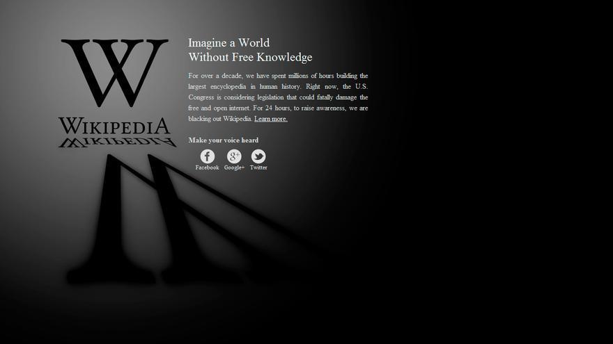 La desinformación, talón de Aquiles de Wikipedia