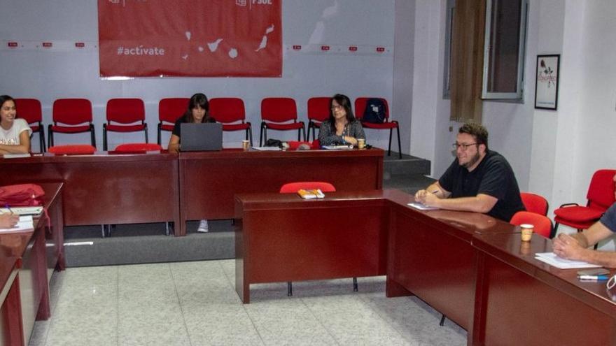"""El PSOE de la capital celebra que """"las Fiestas Lustrales sean en 2021"""" como propuso"""