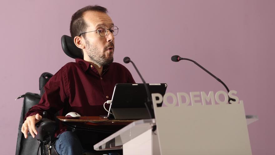 """La dirección de Podemos rebaja los planes de Andalucía de ser """"partido autónomo"""": Es una """"propuesta"""" a debatir"""