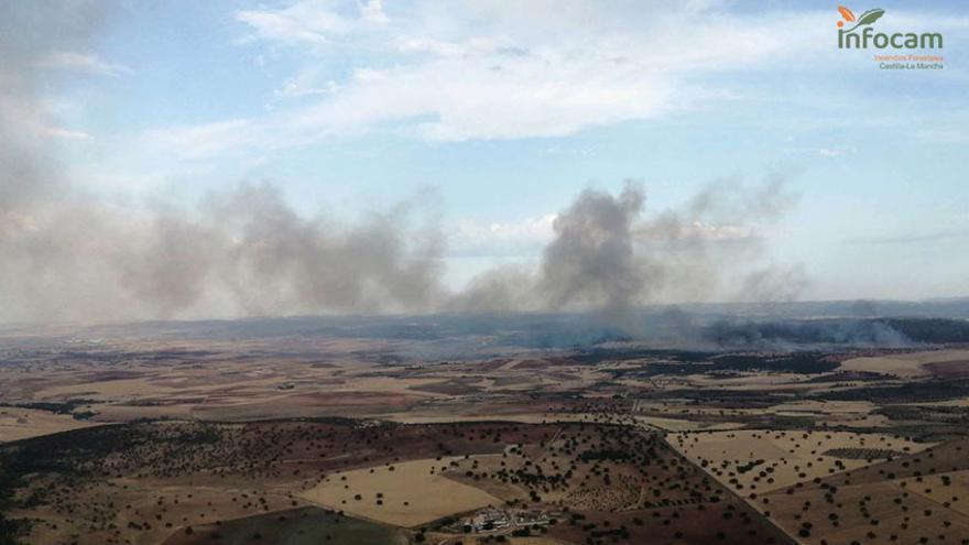 Prevención, una de las claves en la lucha contra incendios de Castilla-La Mancha