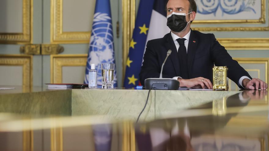 La política climática de Macron recibe un varapalo de un órgano ciudadano