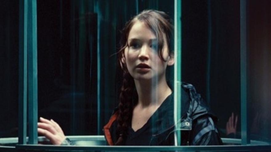 Jennifer Lawrence (Katniss Everdeen) En Los Juegos Del Hambre