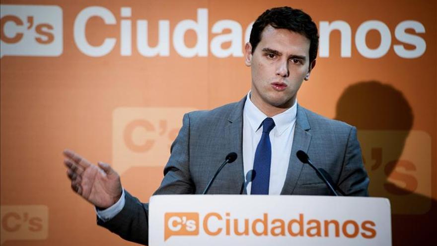 Rivera: El reto al orden constitucional debe ser un punto de inflexión