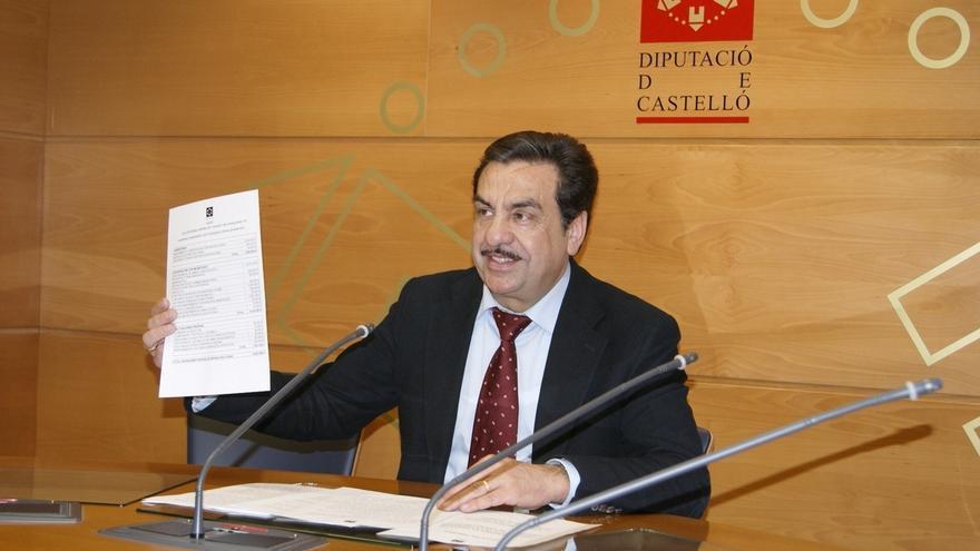 Francisco Martínez renuncia a su acta de diputado provincial y abandona la vicesecretaría del PP de Castellón