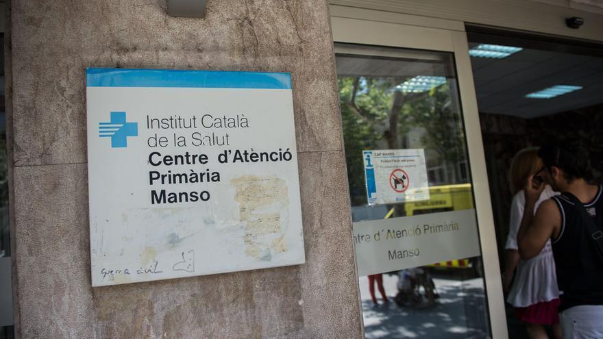 Un Centro de Atención Primaria en Barcelona