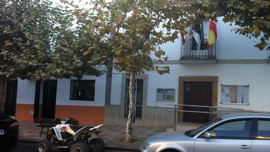 Ayuntamiento de la localidad