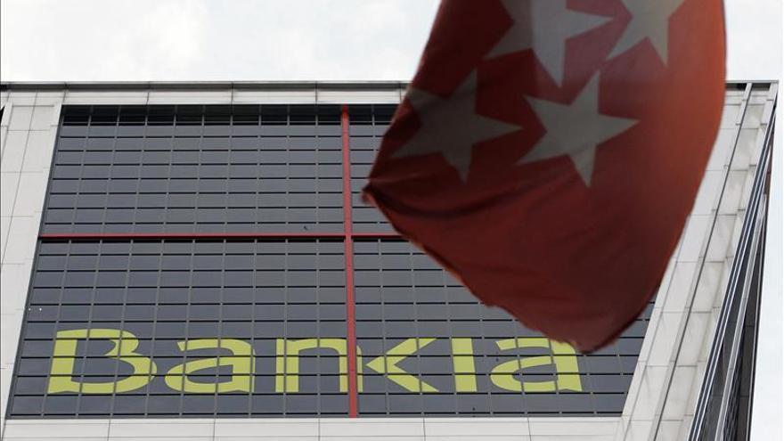 Imagen de una de las sedes de Bankia.
