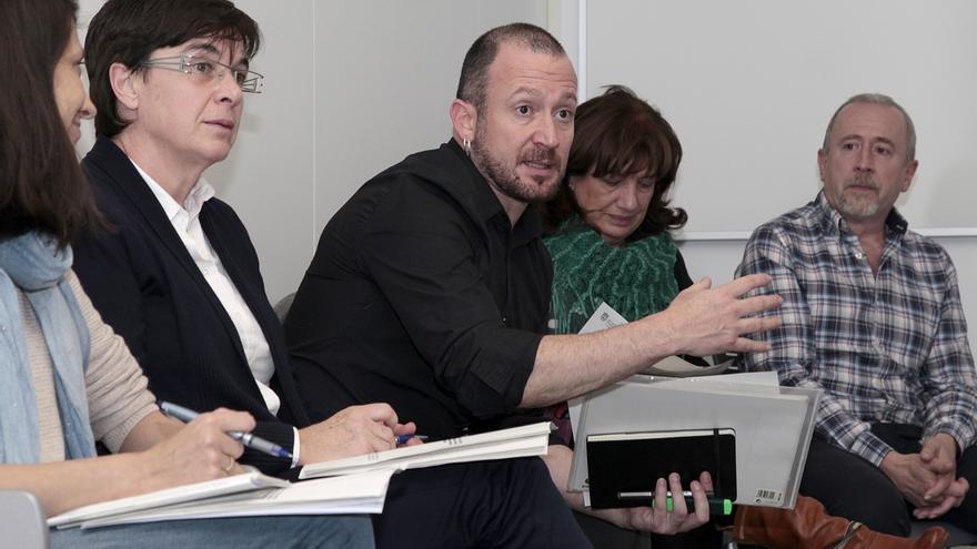 El Ayuntamiento presenta la Estrategia Urbana Integrada para los barrios del sur de Pamplona