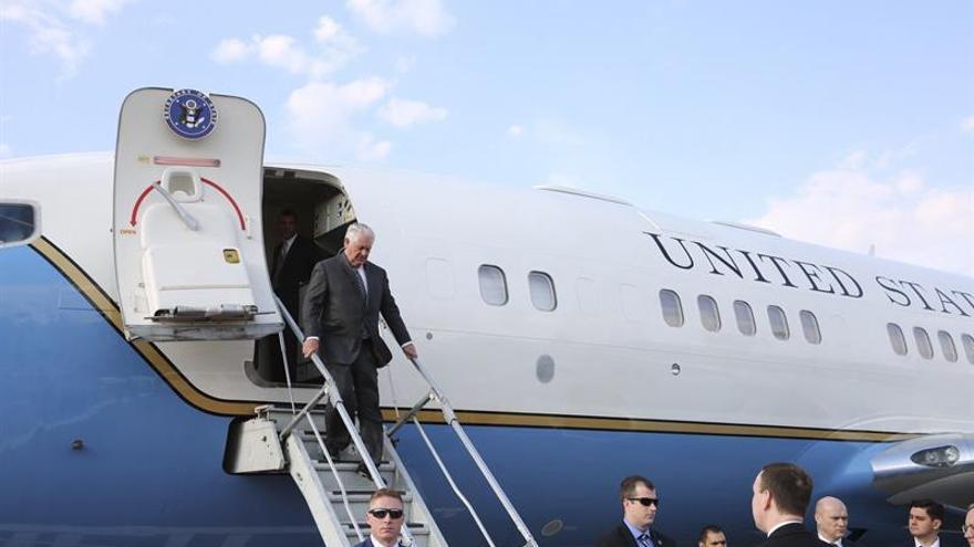 Moscú responde a Tillerson que no tiene sentido dar un ultimátum a Rusia