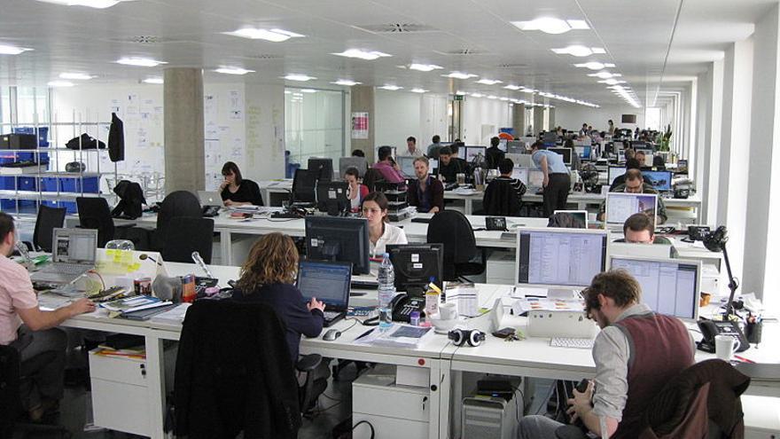 Adiós a los ordenadores en las oficinas