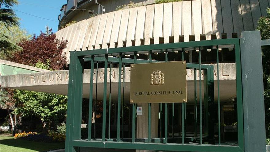 El TC admite a trámite el recurso del PSOE contra la reforma del Estatuto de Castilla-La Mancha