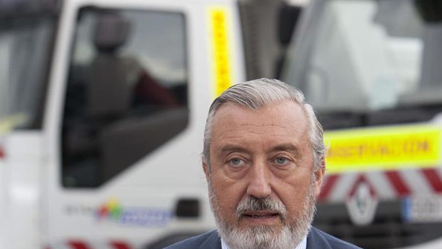 Gómez-Pomar niega la necesidad de un coordinador para las obras del Corredor