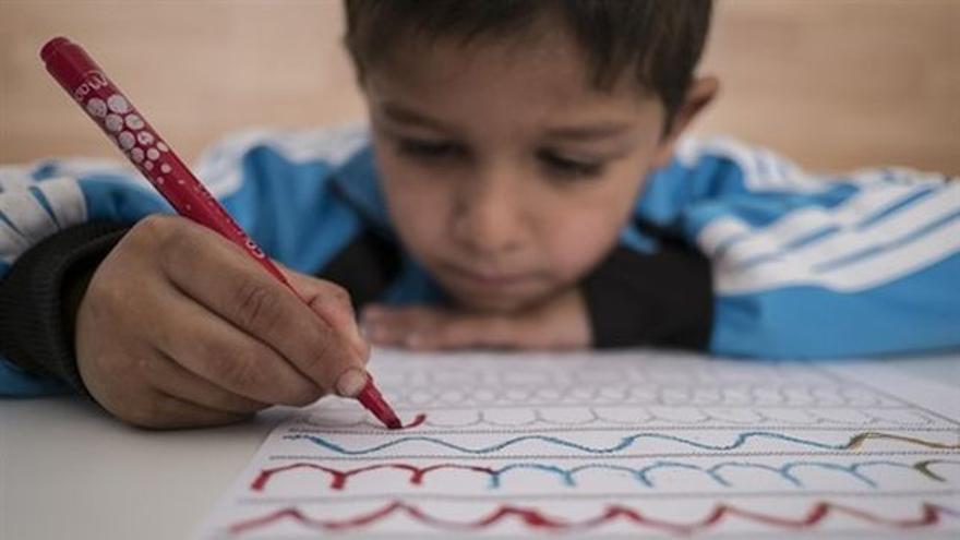 Un 79% de los hogares de la población gitana no tiene ordenador, según datos de la Fundación Secretariado Gitano.