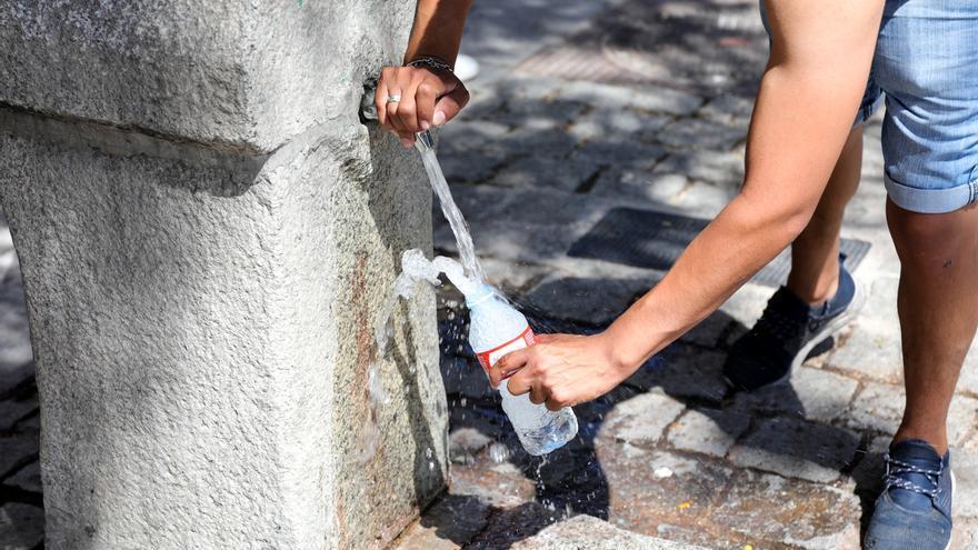 Un total de 10 personas tuvieron que ser atendidas en urgencias en Euskadi este pasado miércoles por la ola de calor