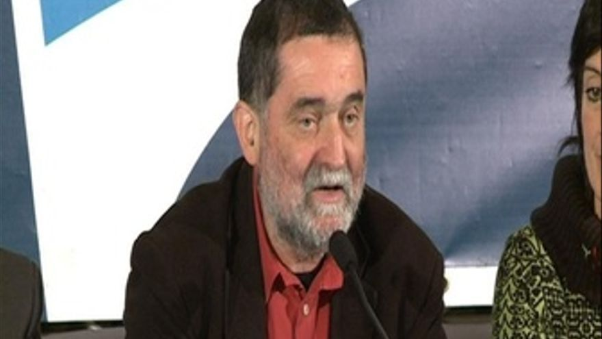 Iñaki Antigüedad, Diputado Electo De Amaiur