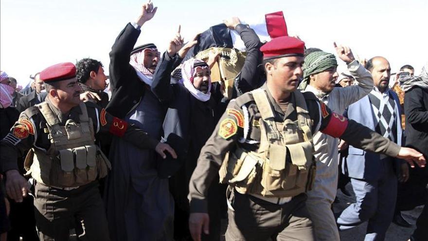 Más de 30 muertos y 80 heridos en un atentado suicida en un funeral en Irak
