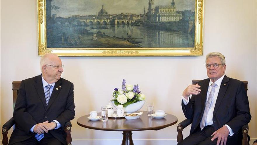 Alemania e Israel quieren reforzar su amistad por encima de las diferencias