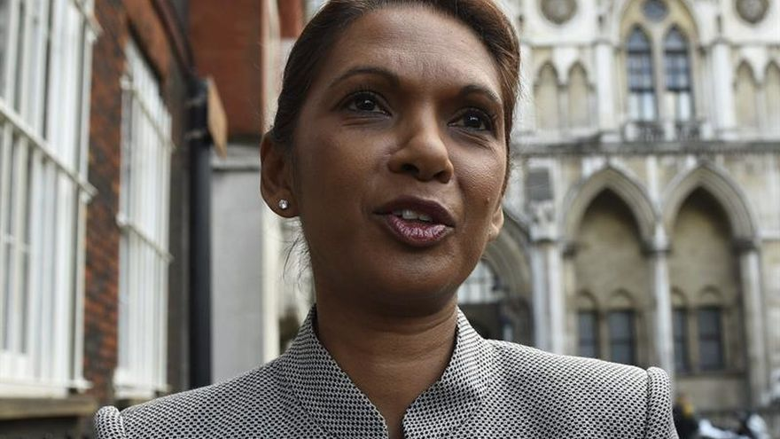 "La empresaria que ganó el caso del ""brexit"" recibe amenazas en internet"
