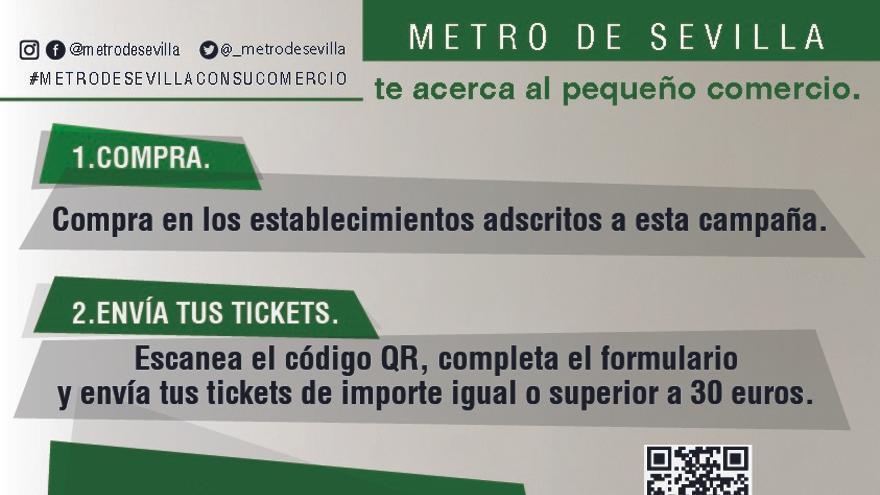 [Sevilla] Np Campaña Metro De Sevilla