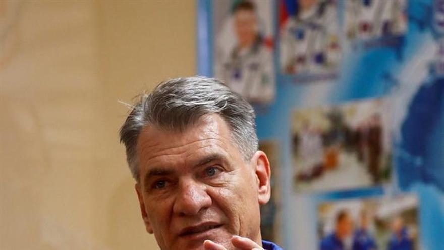 Una nueva expedición a la EEI despega mañana desde el cosmódromo de Baikonur