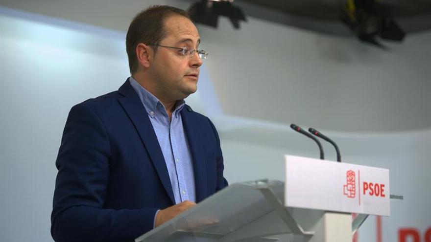 Ferraz defiende que un congreso extraordinario elija a la nueva Ejecutiva