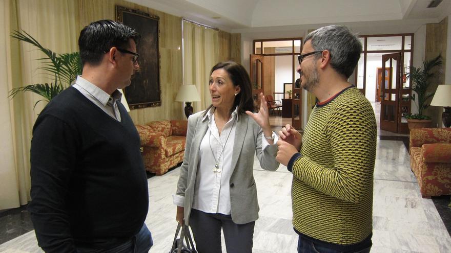 El Ayuntamiento de Córdoba acuerda crear una comisión para la retirada de símbolos del franquismo