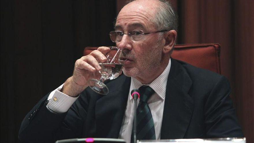 El expresidente de Bankia, Rodrigo Rato, acaba de cumplir 65 años