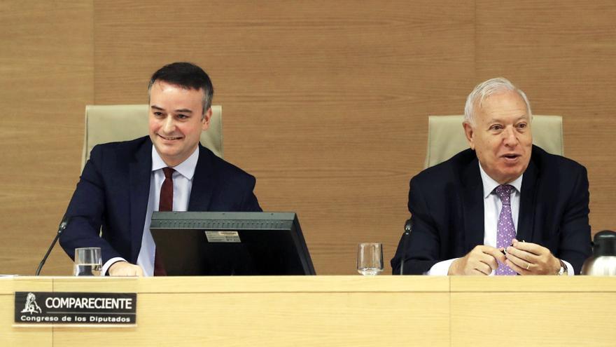 El jefe de gabinete de Pedro Sánchez, Iván Redondo, comparece en la Comisión de Seguridad Nacional.