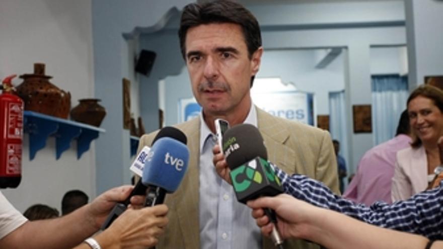 Presidente del PP en Canarias, José Manuel Soria