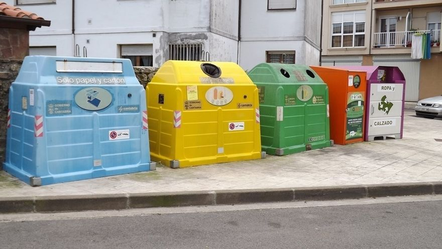 El Gobierno comienza la recogida selectiva de envases ligeros y de residuos de papel y cartón en Ramales y Limpias