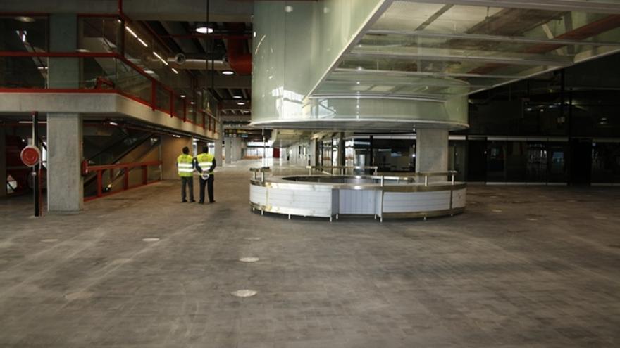 De las obras en la nueva terminal #2