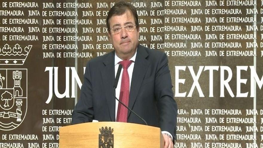 """Vara se ve """"engañado"""" con la inversión de los PGE en Extremadura por un Gobierno que """"ni está ni se le espera"""""""