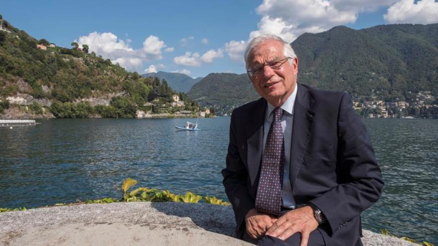 Borrell defiende celebrar la Diada y no la apelación a la independencia