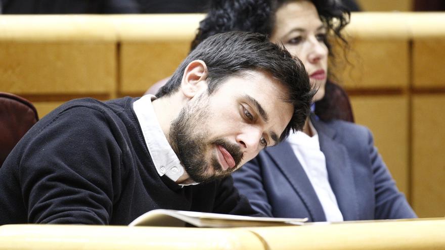 """Ramón Espinar insiste en que López debe renunciar a la Portavocía en Madrid: """"No suelo cambiar de opinión en dos días"""""""
