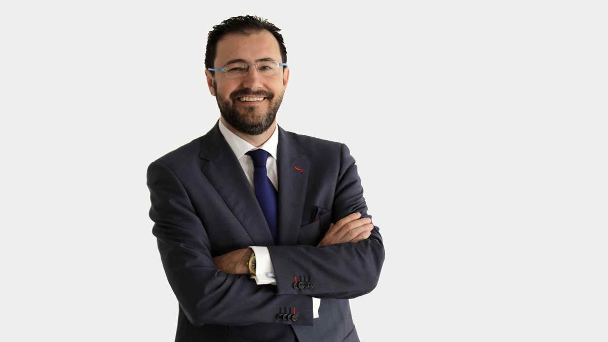Miguel Ángel Machado, presidente de la RFETM