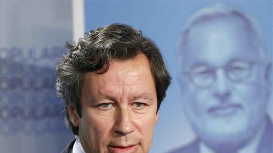 """Floriano anima a votar para que en Europa """"nadie decida por nosotros"""""""
