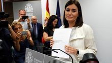 """El PSOE avanza que Montón irá al Congreso porque """"no tiene nada que esconder"""""""