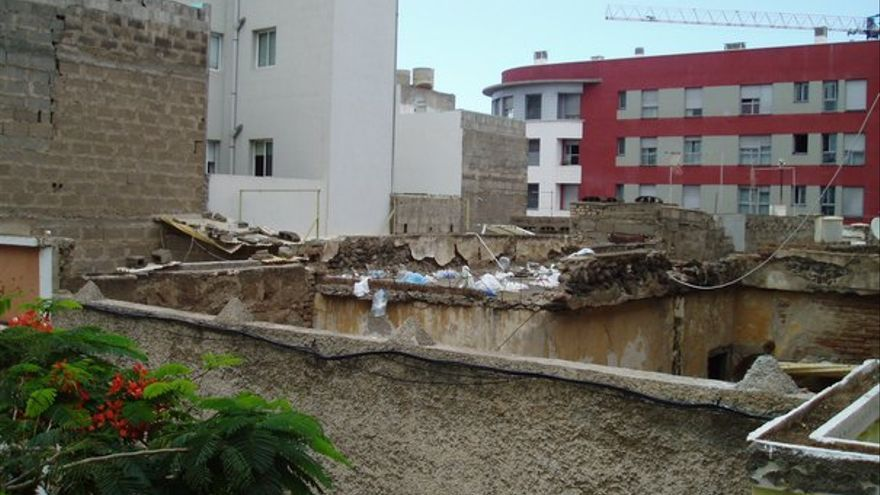 De las viviendas abandonadas #6