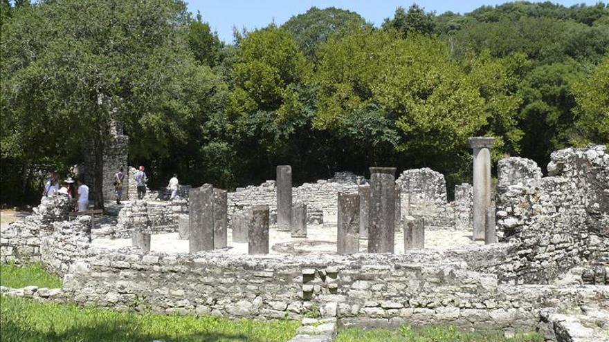 Butrint, un destino turístico entre la magia de ruinas antiguas y naturaleza