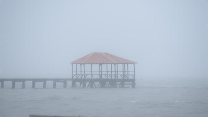 Los primeros efectos de huracán María se sienten en el este dominicano