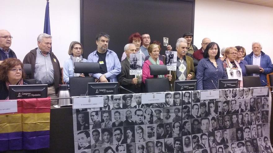 Memoria- El Congreso debatirá la próxima semana una reforma de la Ley de Amnistía para poder juzgar crímenes franquistas