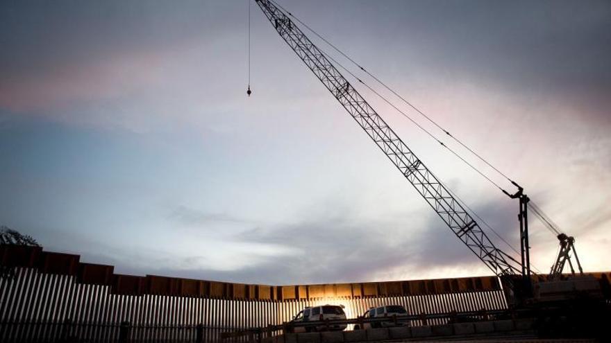 Un juez de EE.UU. rechaza demanda de la Cámara Baja contra la financiación del muro fronterizo