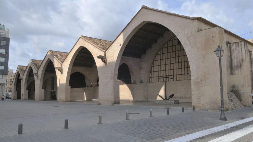 Edificio de las atarazanas